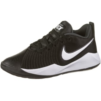 Nike Team Hustle Quick 2 (AT5298-002) schwarz