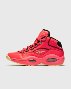 Reebok Hot Question Ones Mid (GV7093) rot