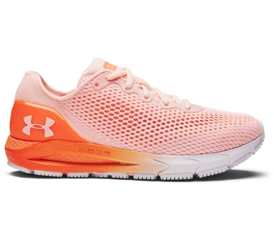 Under Armour W HOVR Sonic 4 (3023559-600) rot