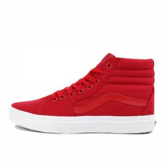 Vans UA SK8 Hi Mono Canvas Chili Pepper (VN0A38GEMX2) rot