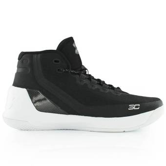 Under Armour Curry 3 (1269279-006) schwarz