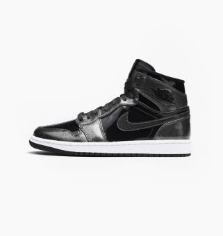 NIKE JORDAN Air 1 Retro High BG Black (705300-017) schwarz