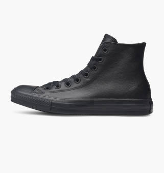 Converse Chuck Taylor All Star Hi Leather (135251C) schwarz