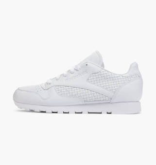 Reebok CL Leather Weave (AQ9680) weiss