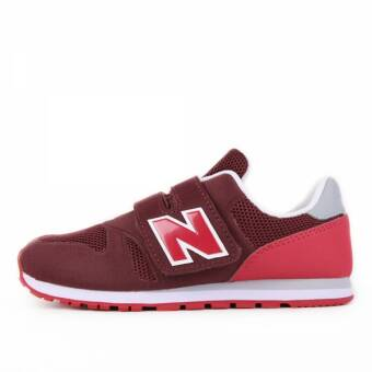 New Balance KA 373 Kids RGY Dark Red (549800-40-4) rot