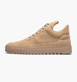 Filling Pieces Low Top Thick Ripple (10121041813) braun