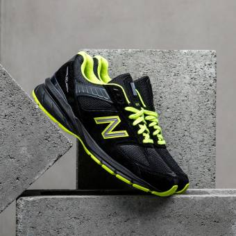 New Balance M990BY5 Made In USA (M990BY5) schwarz