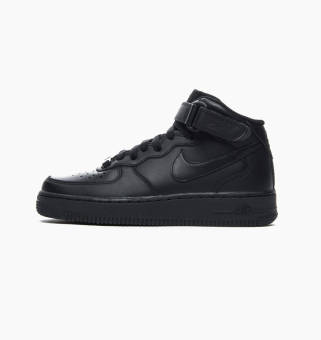 Nike WMNS Air Force 1 Mid 07 (366731-001) schwarz