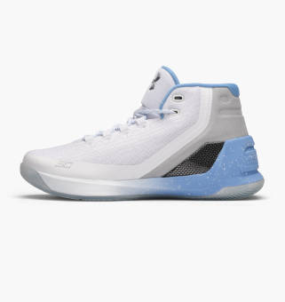 Under Armour Curry 3 (1269279-106) weiss