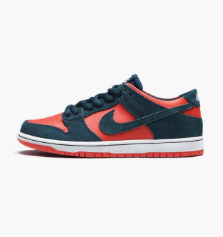 Nike Dunk Low Pro (854866-336) rot