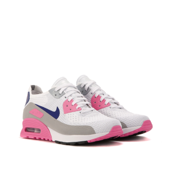 Nike Air Max 90 Ultra 2 Flyknit 0 (881109-101) weiss