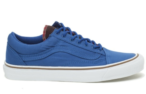 Vans Old Skool Lx guard true blue (VVOJB3L) blau