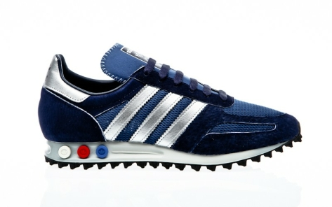 adidas Originals LA Trainer OG (AQ4930) blau