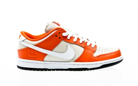 Nike Dunk Low Premium Box (313170-811) orange