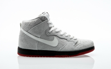 Nike Dunk High TRD QS (881758-110) grau