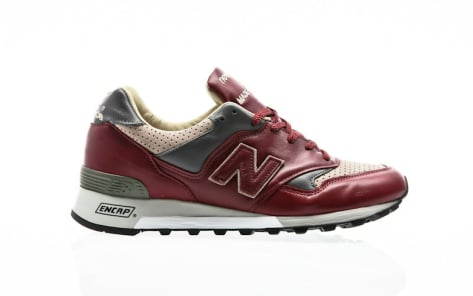 New Balance M 577 LBT Made in England (521141-60-18) rot