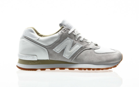 New Balance M575 END marble (572461-60-3) grau