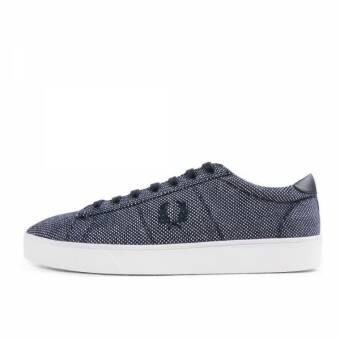 Fred Perry Spencer Two Heavy Tone Canvas Navy (B8263-608) blau