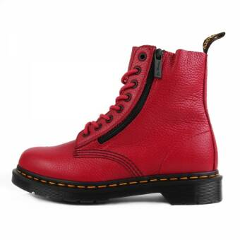 Dr. Martens Pascal 8 W Zip Aunt Sally Dark Red (22008608) rot