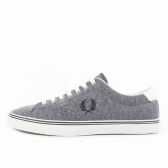Fred Perry Underspin Oxford Pique Navy (B1139-608) blau