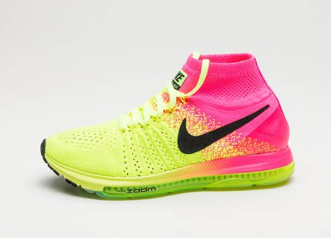 Nike Wmns Zoom All Out Flyknit OC (845717 999) mehrfarbig