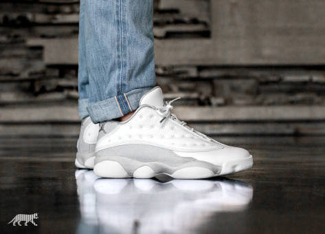 Nike Air Jordan 13 Retro Low (310810 100) weiss