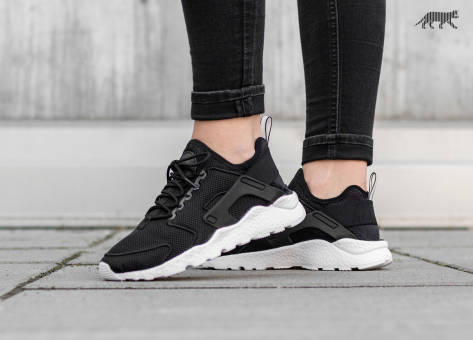 Nike Wmns Air Huarache Run Ultra BR Black (833292 004) schwarz