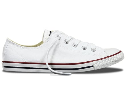 Converse Chuck Taylor All Star Dainty Ox (537204C) weiss