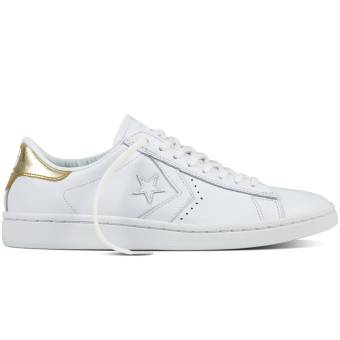 Converse Pro Leather LP (555934C-102) weiss