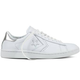 Converse Pro Leather LP (555935C-102) weiss