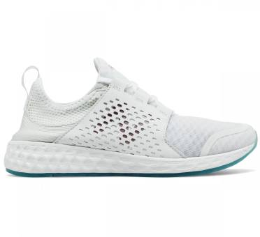 New Balance W Fresh Foam Cruz WT (569231-50 3) weiss