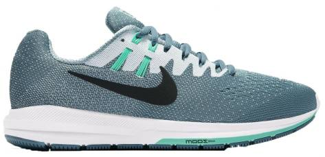 Nike Air Zoom Structure 20 (849577-004) grün