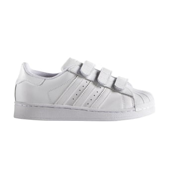 adidas Originals Superstar Foundation k (B25727) weiss