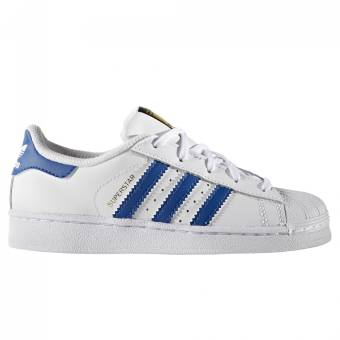 adidas Originals Superstar Foundation C kids (BA8383) weiss