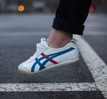 Asics Mexico 66 (DL408-0146) weiss