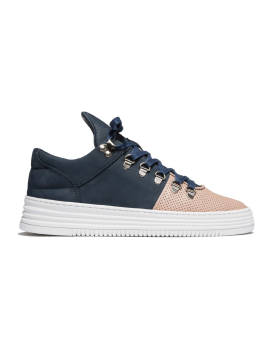 Filling Pieces MOUNTAIN CUT PERFORATED TOE (10501921012) blau