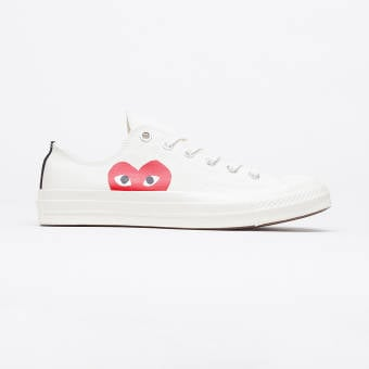 Converse Comme des Garcons Play x  Chuck Taylor All Star ?70 Lo Creme (P1-K111-2) braun