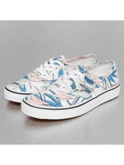 Vans Authentic Tropical Leaves (VEMMQN) weiss