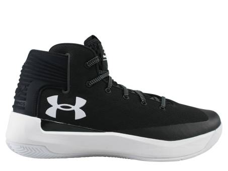 Under Armour SC White (1298308-001) schwarz