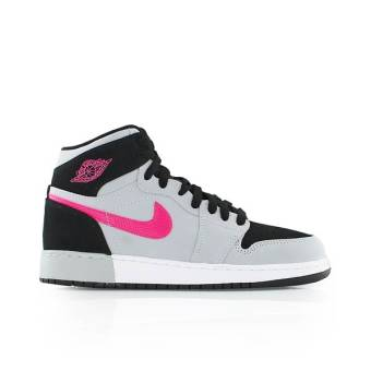 NIKE JORDAN air 1 Retro High gg (332148-010) schwarz