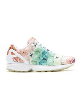 adidas Originals ZX Flux W white (BA7644) bunt