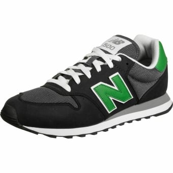 New Balance 500 (GM500TN1) schwarz