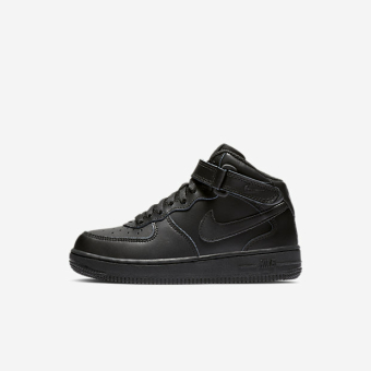 Nike Air Force 1 Mid PS (314196-004) schwarz