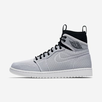 Nike air jordan 1 retro ultra high (844700-132) weiss