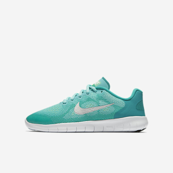 Nike Free RN 2017 GS Girls (904258-300) grün