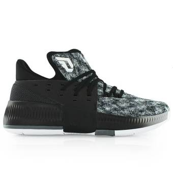 adidas Originals D Lillard 3 (BY3760) schwarz