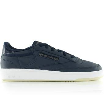 Reebok club c 85 lthr womens (BS5162) blau
