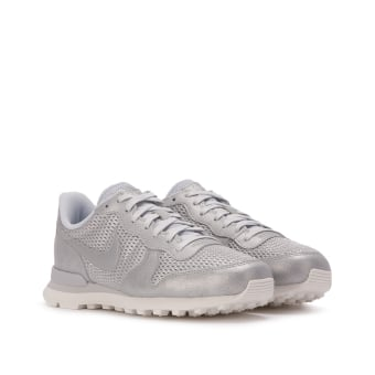 Nike Wmns Internationalist Premium Platinum (828404-008) grau
