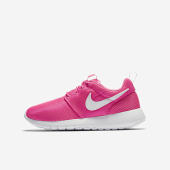 Nike Roshe One Youth Gs Running (599729-611) pink