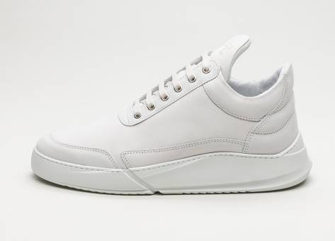Filling Pieces Low Top Split Basic (25621721855) weiss